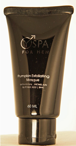Y Spa Pumpkin Exfoliating Mask