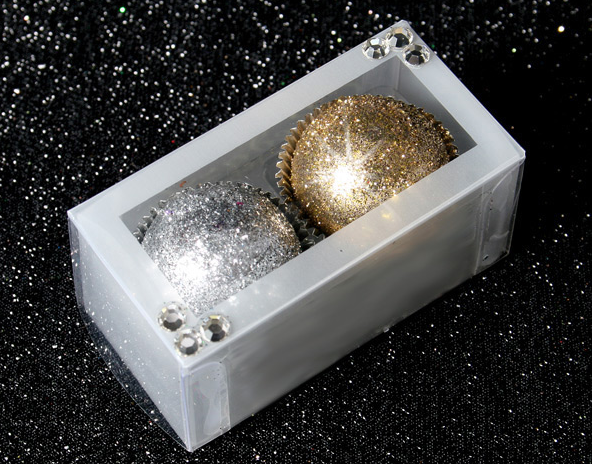 Bedazzle My Bonbons Two-Piece Box