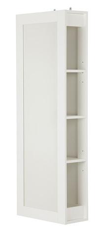 Brimnes Mirror With Storage