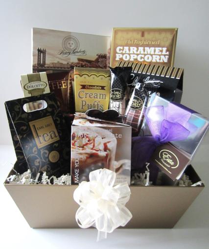 Custom Basket The Gift Box Shop