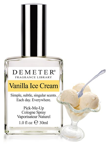 Demeter Fragrance Library Vanilla Ice Cream