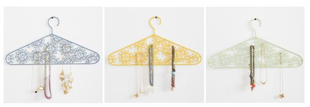 Eyelet Jewelry Hangers