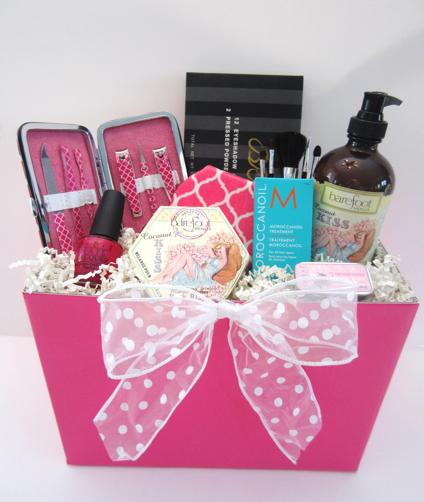 Head to Toe Beauty Gift Basket