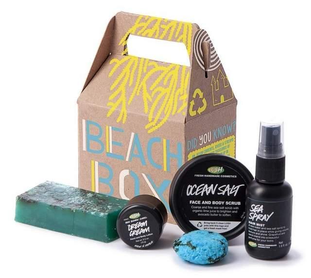 Lush Beach Box