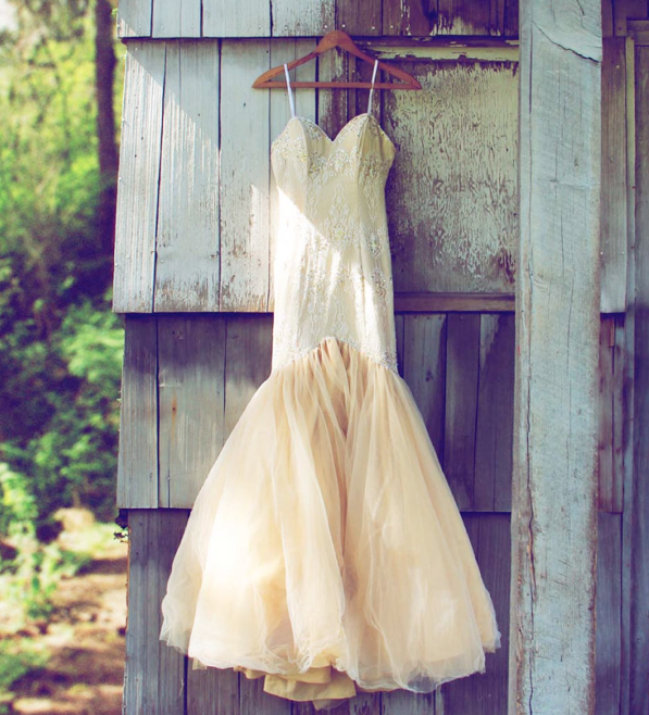 Spool Couture Pale Vine Dress