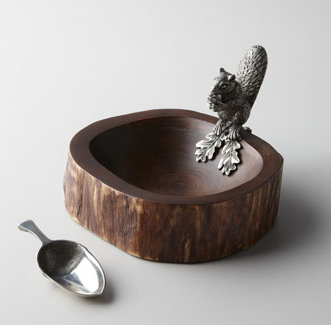 Vagabond House Squirrel Nut Bowl