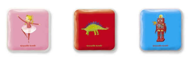 Crocodile Creek Ice Packs