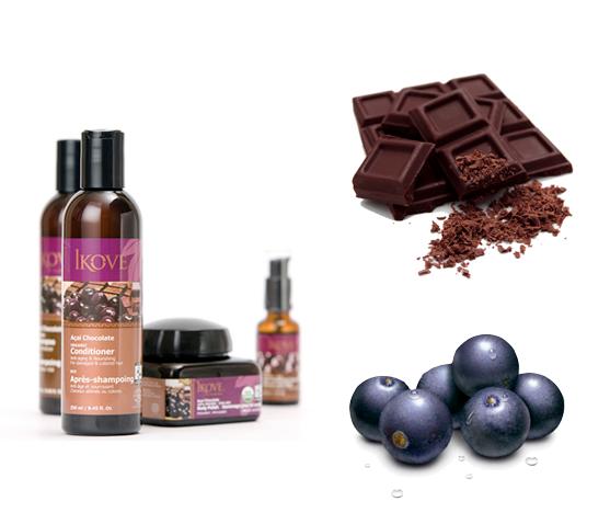 IKOVE Chocolate Acai