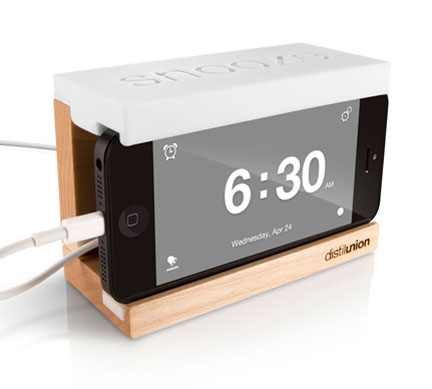 Snooze iPhone Alarm Clock