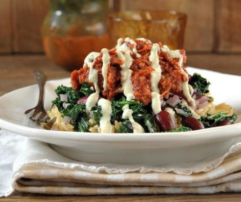 Bake & Destroy BBQ Salad