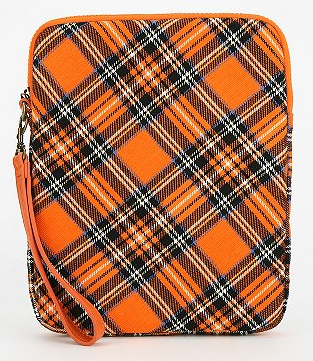 Cooperative Plaid iPad Case