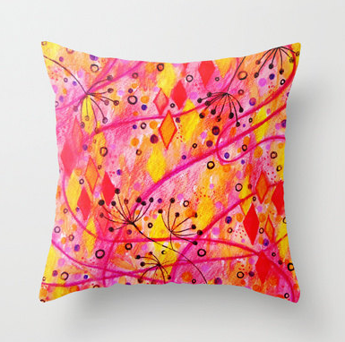 Ebi Emporium Into The Fall Decorative Throw Pillow Cover