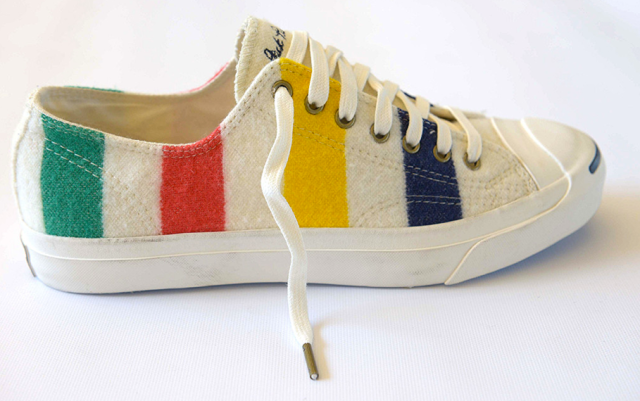 HBC Jack Purcell Converse Sneakers