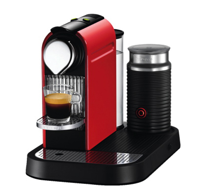 Nespresso Citiz With  Mlik