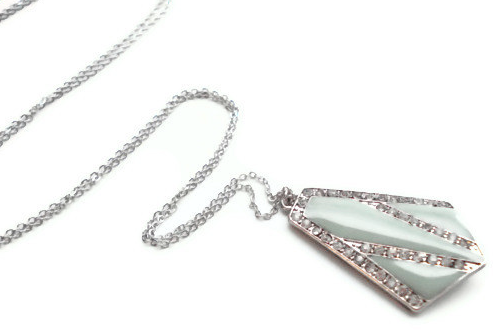 Castellammare Jewellery Art Deco Pendant