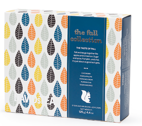 DAVIDsTEA The Fall Collection