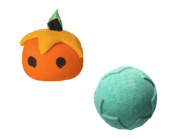 Lush Halloween Bath Treats