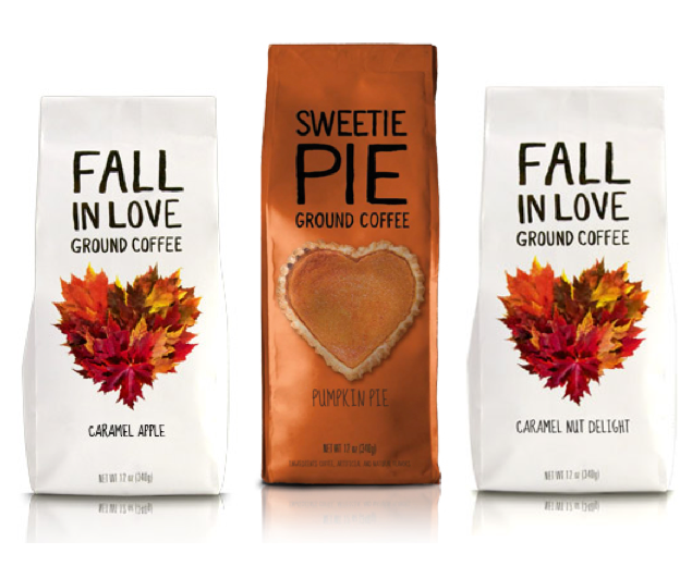 Paramount Coffee Seasonal Blends Fall 2013