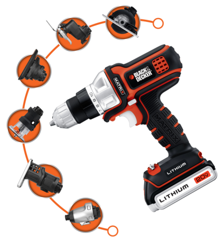 Black & Decker Matrix Multi-Tool