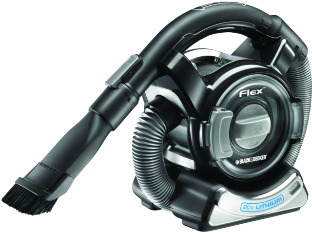 Black & Decker Platinum Vacuum