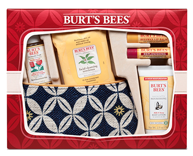 Burt's Bees On The Go Gift Set