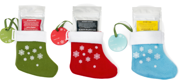 DAVIDsTEA Tea-Filled Stockings