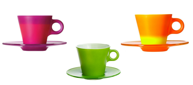 Leonardo Color Changing Mugs