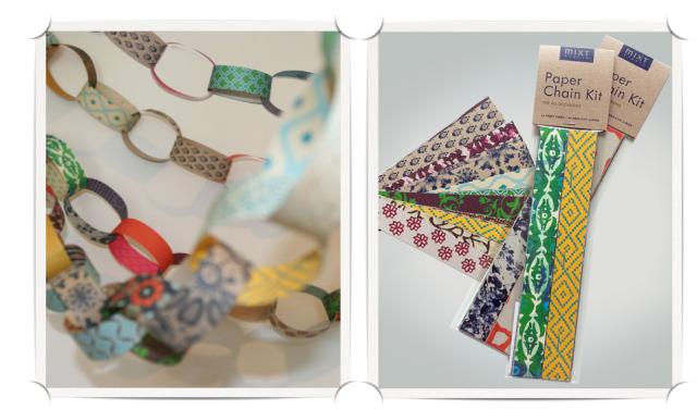 MIXT Studios Paper Chain Kit