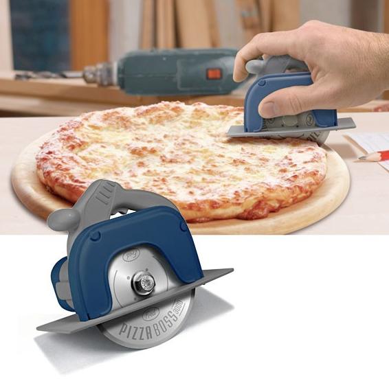 Pizza Boss Pizza Cutter