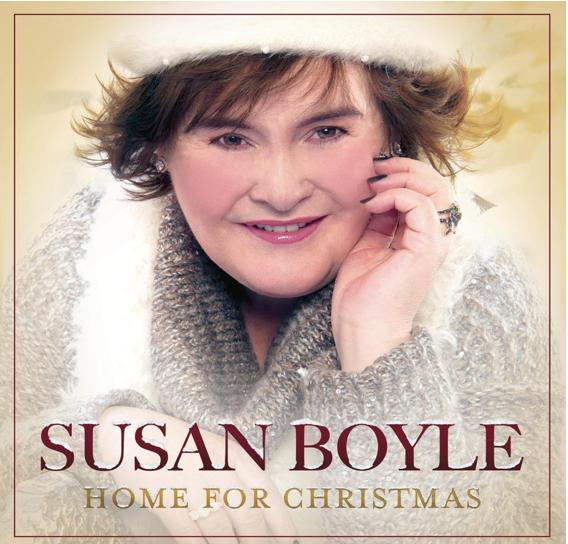 Susan Boyle Home For Christmas