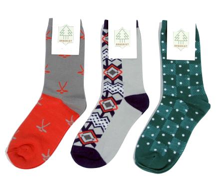 Arborist Socks