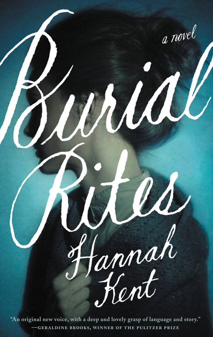 Burial RItes Hannah Kent