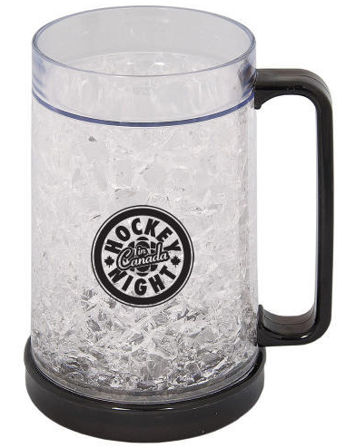 CBC Shop HNIC Frosty Mug