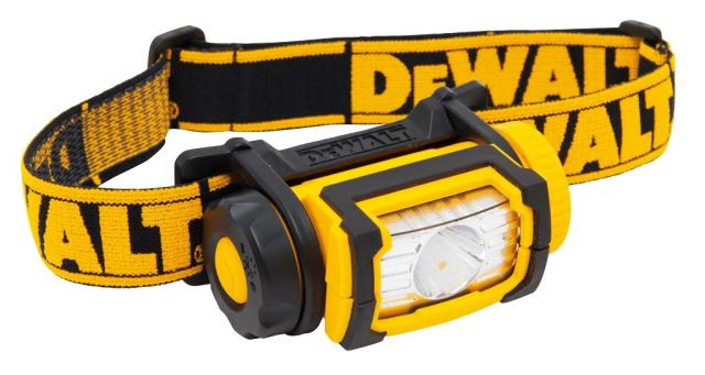 DEWALT Head Lamp