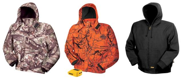DEWALT Heated Jackets