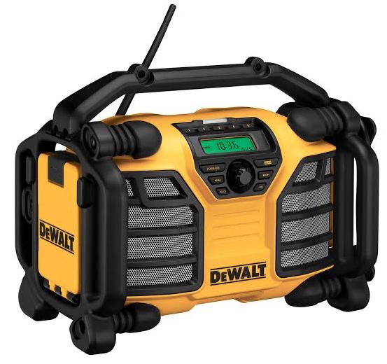 DEWALT Portable Charger Radio