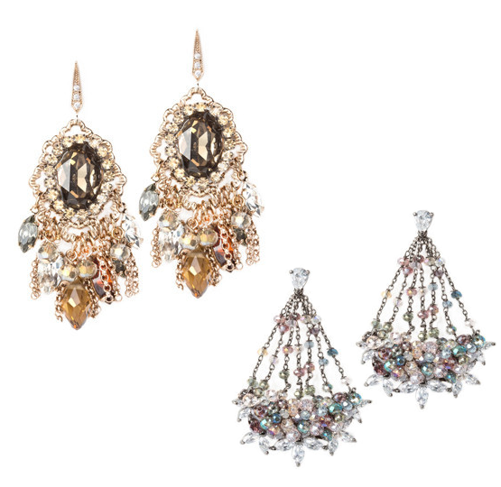 Elle Hardware Earrings