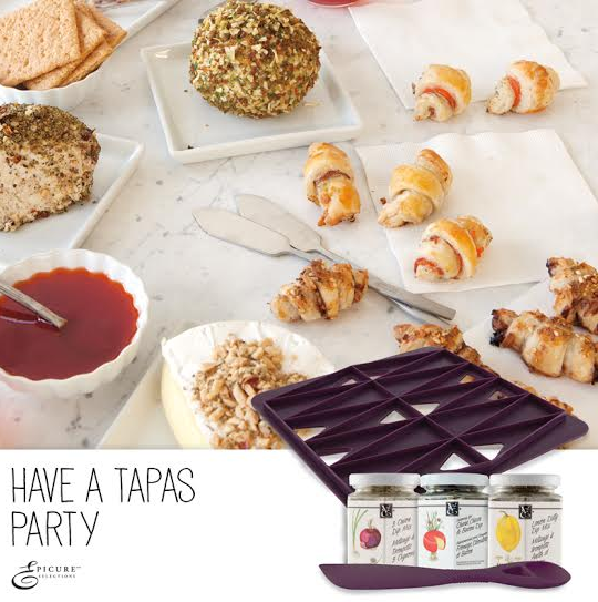 Epicure Selections Have A Tapas Party