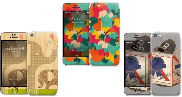 GelaSkins iPhone 5C SKins