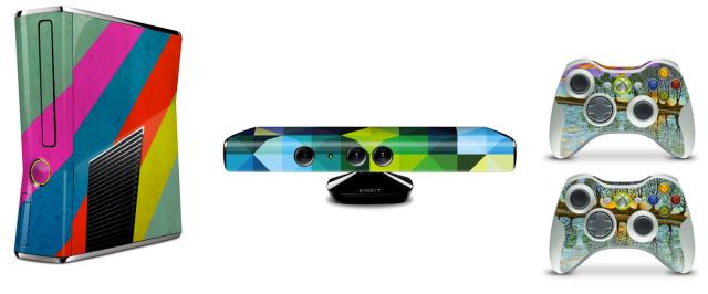 GelaSkins Xbox 360