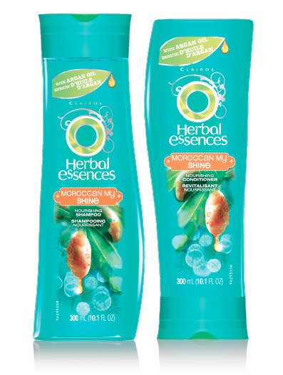 Herbal Essences Moroccan My Shine