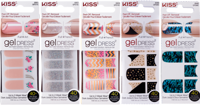 Kiss Gel Dress