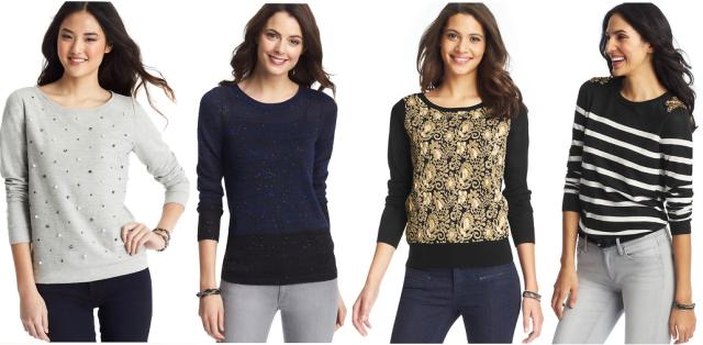 LOFT Sweaters