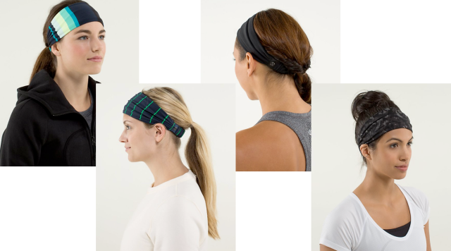 lululemon Bang Buster Headband
