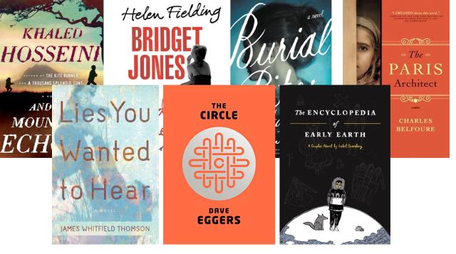 Santa's Reading List Fiction Prize Package