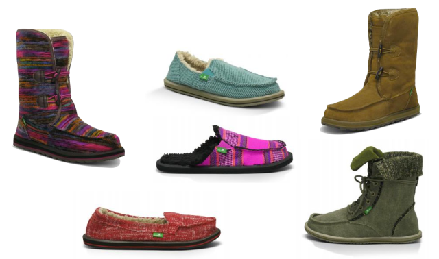 Sanuk Chill Collection
