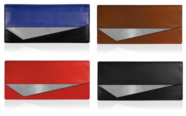 STEWART STAND Clutch Wallet Leather