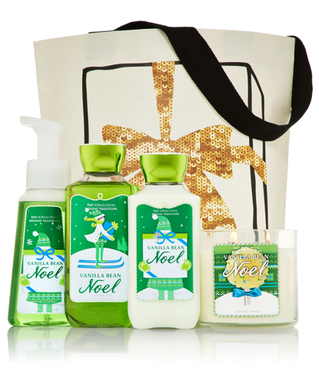 Ultimate Fragrance Fan Vanilla Bean Noel Gift Set