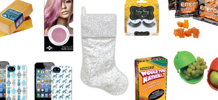 Whats In The Teens Stockings?