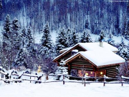 Winter Scape 1